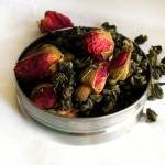 Organic Rosebud Green Tea S..