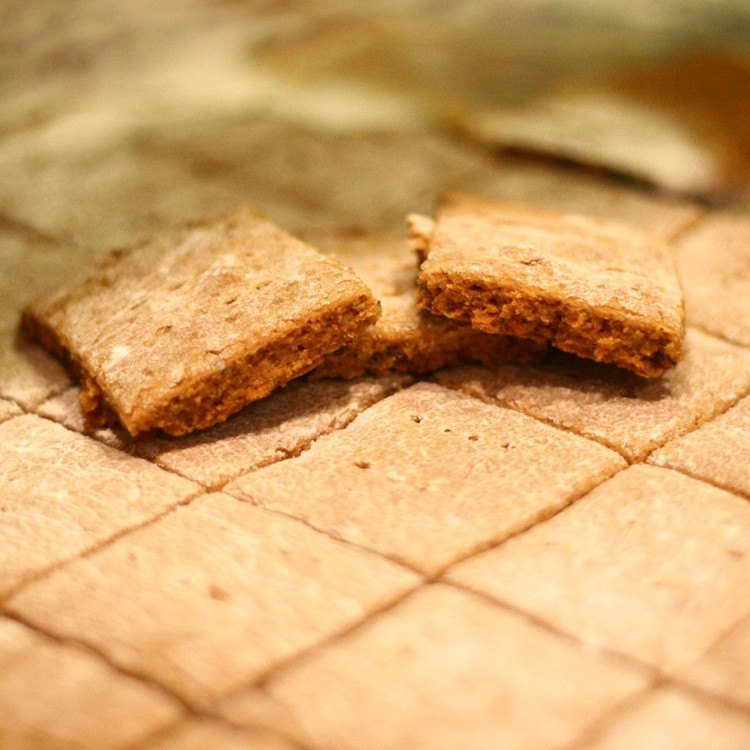 Gluten Free Vegan Graham Crackers Dozen